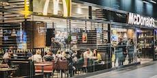 Milkshakes bei McDonald's werden knapp