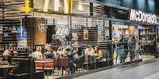 Keine Milchshakes mehr in britischen McDonald's-Lokalen