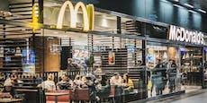 McDonald's macht wegen Wiener Portionen kleiner
