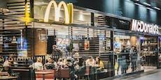 McDonald's hat ab heute neue Öffnungszeiten