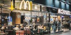 McDonald's bringt dieses neue Menü in Restaurants