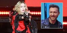 Falsches Sternzeichen! Madonna pfeift auf Guetta