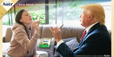 """""""Trump"""" und """"Greta"""" lieben Süßes aus Österreich"""