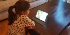 Babysitter passen nun per Zoom auf Kinder auf