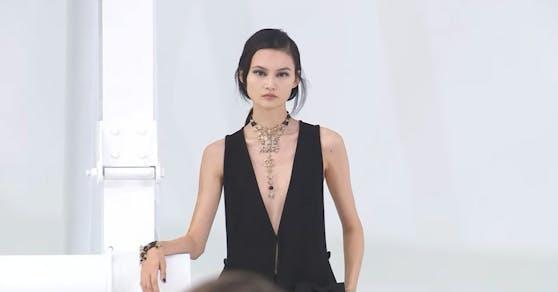 """Chanel zeigt seine """"Hollywood-Kollektion"""" in Paris"""
