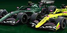 Sieht so Sebastian Vettels neuer Formel-1-Bolide aus?
