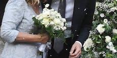 Hochzeitspaar ignorierte positiven Corona-Test