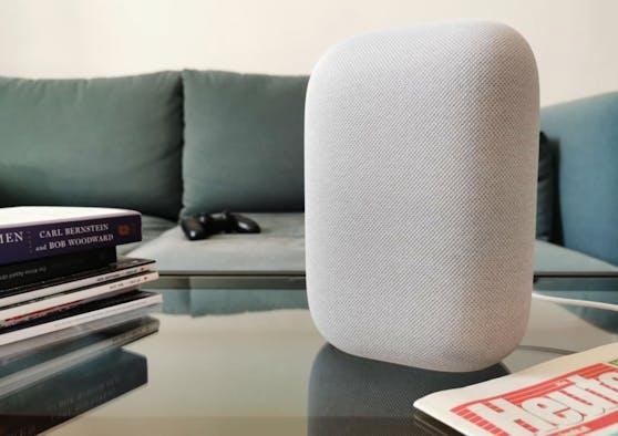 Der neue Nest Audio Smart Speaker.