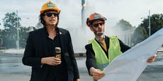 Bierpartei lässt in neuem Video Strache anrennen