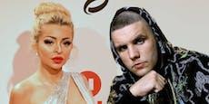 Rapper Fler und Katja Krasavice beim Date erwischt