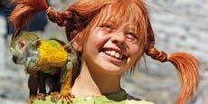 So schlecht ging es Pippi Langstrumpfs Tieren am Set