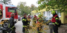 Brand beim Brotbacken: Kindergarten evakuiert