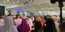 Corona-Superspreaderin bei türkischer Hochzeit