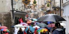 Darum regnet es jetzt so stark in Österreich