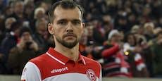 Stöger unterschreibt bei deutschem Bundesliga-Klub