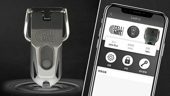 """Die App des Qiui """"Cell Mate"""" soll zahlreiche gefährliche Sicherheitslücken aufweisen"""