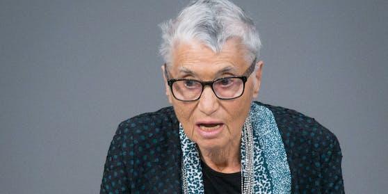 Susanne Ruth Klüger starb im Alter von 88 Jahren.