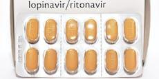HIV-Medikament hilft nicht gegen das Coronavirus