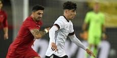 3:3 gegen die Türkei! DFB-Elf vergibt drei Mal Führung