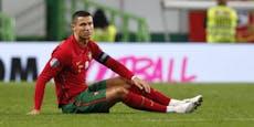 Während Ronaldo spielte brach Dieb in seine Villa ein