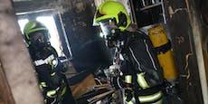 Zwei Katzen sterben bei Wohnungsbrand