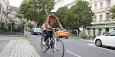 Die zwei Seiten der SPÖ beim Thema Radfahren