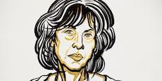 Literatur-Nobelpreis für US-Dichterin Louise Glück