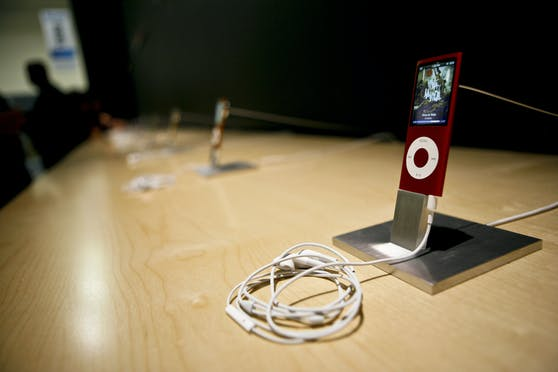Apple setzt den iPod Nano 7 auf seine Vintage-Liste.