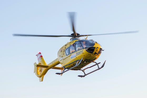 Der Mann wurde ins Krankenhaus nach Klagenfurt geflogen. (Symbolbild)