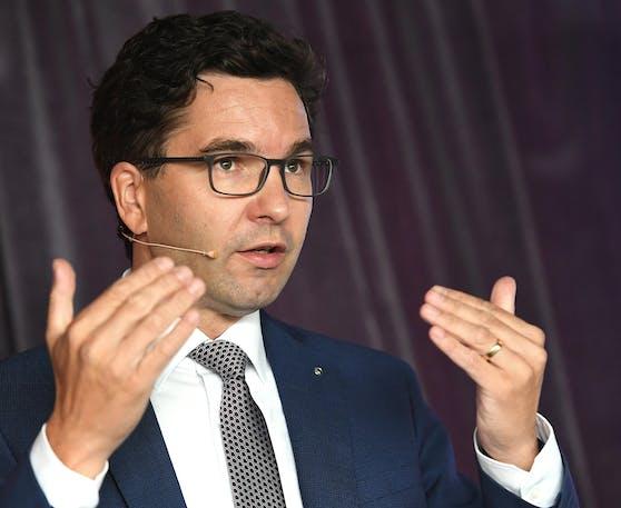 Mag. Markus Kaser, Geschäftsführer Interspar Österreich