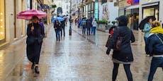 Kaltfront bringt jetzt auch Schnee nach Österreich