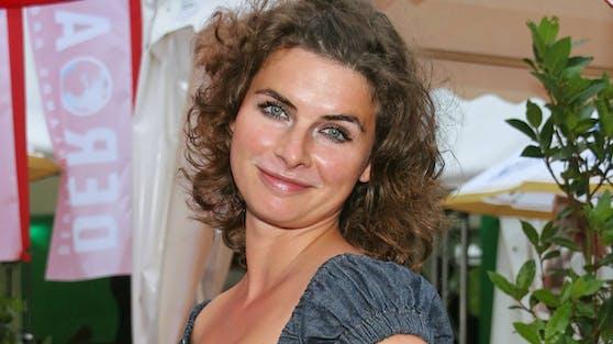 """Anne Brendler spielte in """"GZSZ"""" die Rolle der Vanessa Richter, die Tochter von Fiesling Jo Gerner (gespielt von Wolfgang Bahro)."""