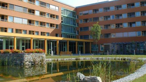 Das städtische Alters- und Pflegeheim Neustadt in Wels.