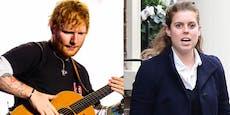 """""""Dumme Idiotin"""": Prinzessin verletzte Ed Sheeran"""