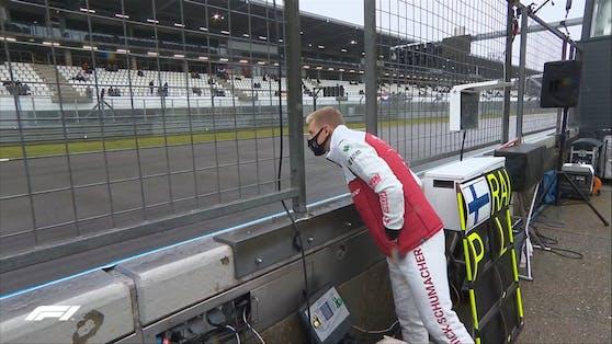Mick Schumacher wartet auf sein Debüt in der Formel 1.