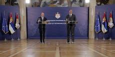 Jetzt sollen 9 Mrd. Euro in den Balkan fließen