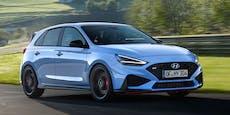 Neuer Look und noch mehr Power für den Hyundai i30 N