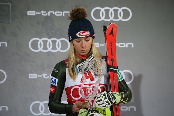 Mikaela Shiffrin ist in Sölden nicht am Start.