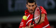 Darum spielt Djokovic in Wien und nicht in Paris