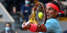 Finale! Nadal greift nach dem 13. French-Open-Titel