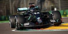 Doppelsieg! Mercedes fixiert zwei WM-Titel in Imola