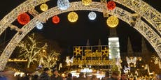 Österreicher haben keine Lust auf Christkindlmärkte
