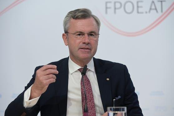FP-Chef Nobert Hofer