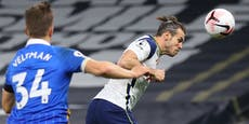 Bale trifft erstmals seit sieben Jahren für Tottenham