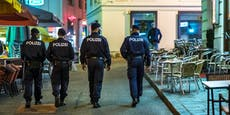 Polizisten geraten bei Schlägerei selbst ins Visier
