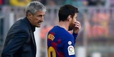 """Ex-Coach kritisiert Messi: """"Er ist nicht einfach ..."""""""