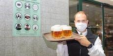 AMS zahlt entgangenes Trinkgeld in Gastro und Hotels