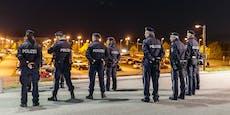 FPÖ fürchtetKrawallnacht und Menschenjagd in Wien