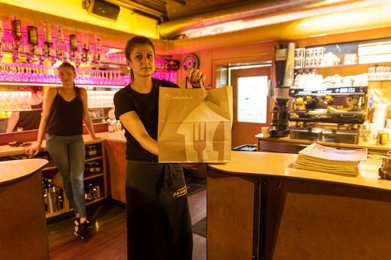Das Walker in Linz ist bekannt für seine Burger. Im Lockdown wird auch wieder ausgeliefert.