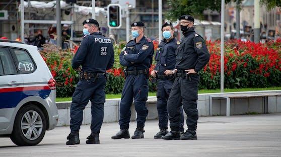 Die Polizei wird im zweiten Lockdown verstärkt kontrollieren.